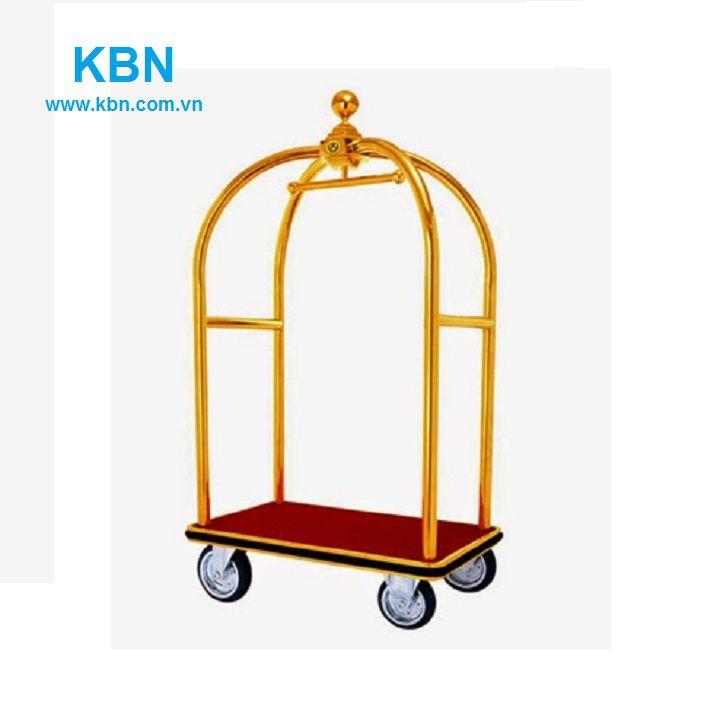 XE ĐẨY HÀNH LÝ KHÁCH SẠN KBN-XL-002