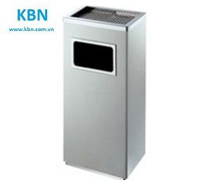 THÙNG RÁC INOX CHỮ NHẬT KBN-SN41